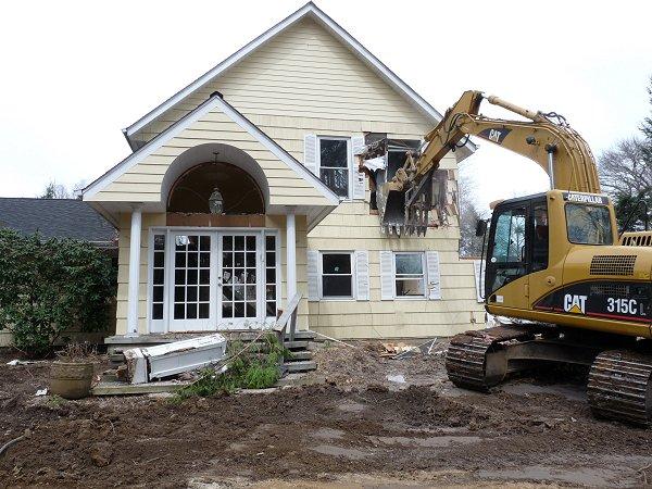 Demolition Service Virginia Maryland DC