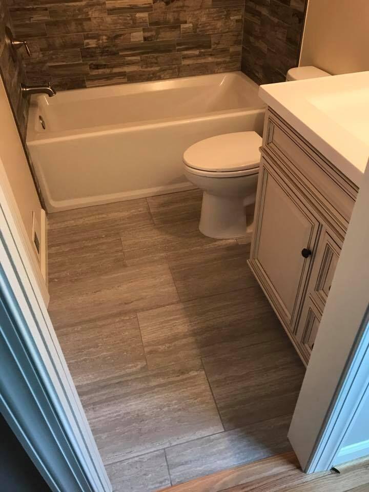 Bathroom Installation - Woodbridge VA