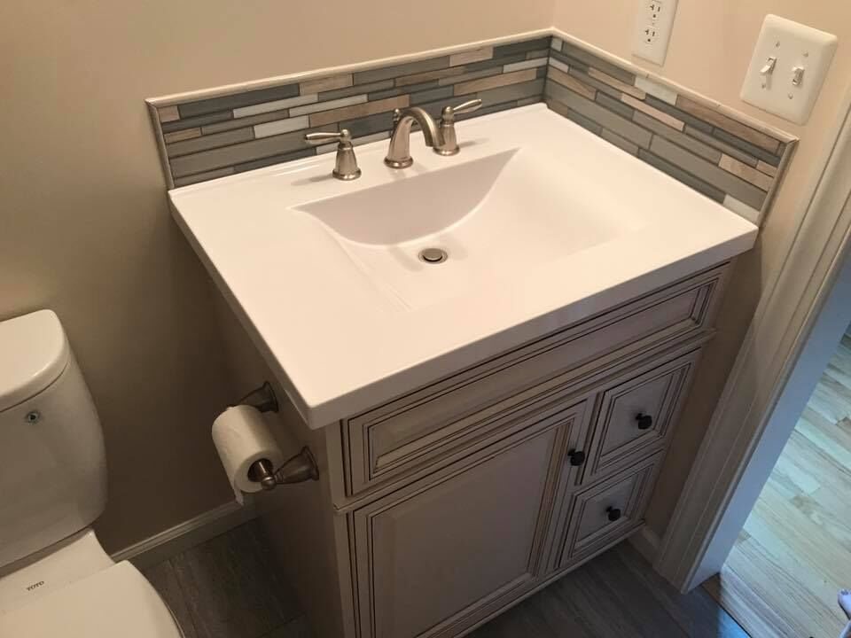 Our Projects Home Construction And Renovations In VA MD And DC - Bathroom remodeling woodbridge va
