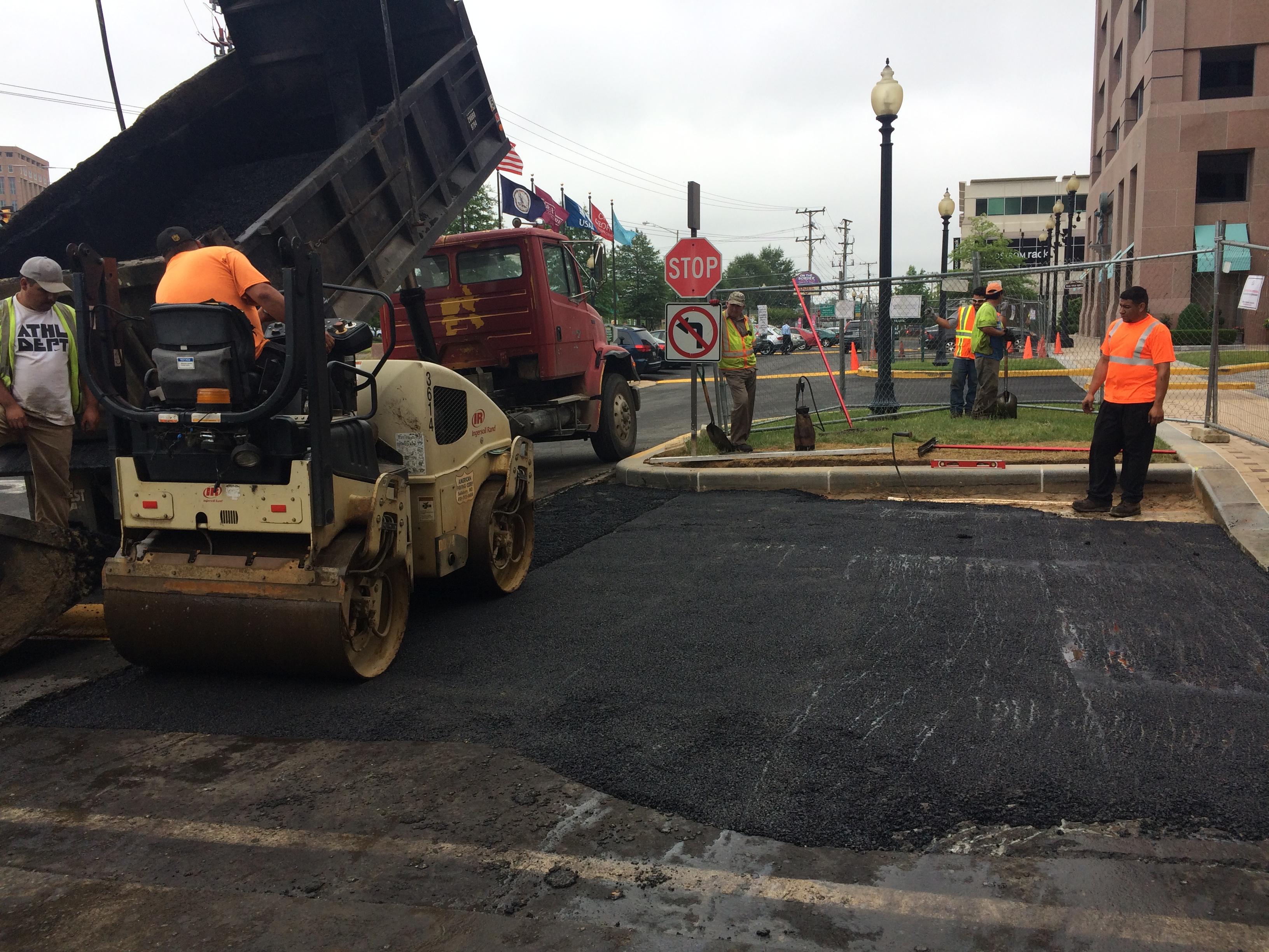 Concrete & Asphalt Virginia Maryland DC