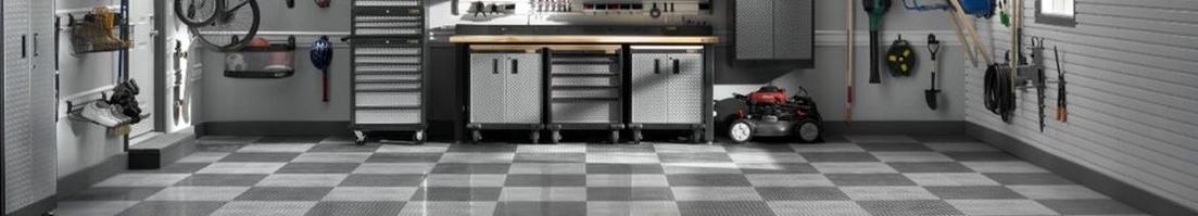 Garage Floor Installation - Virginia Maryland DC