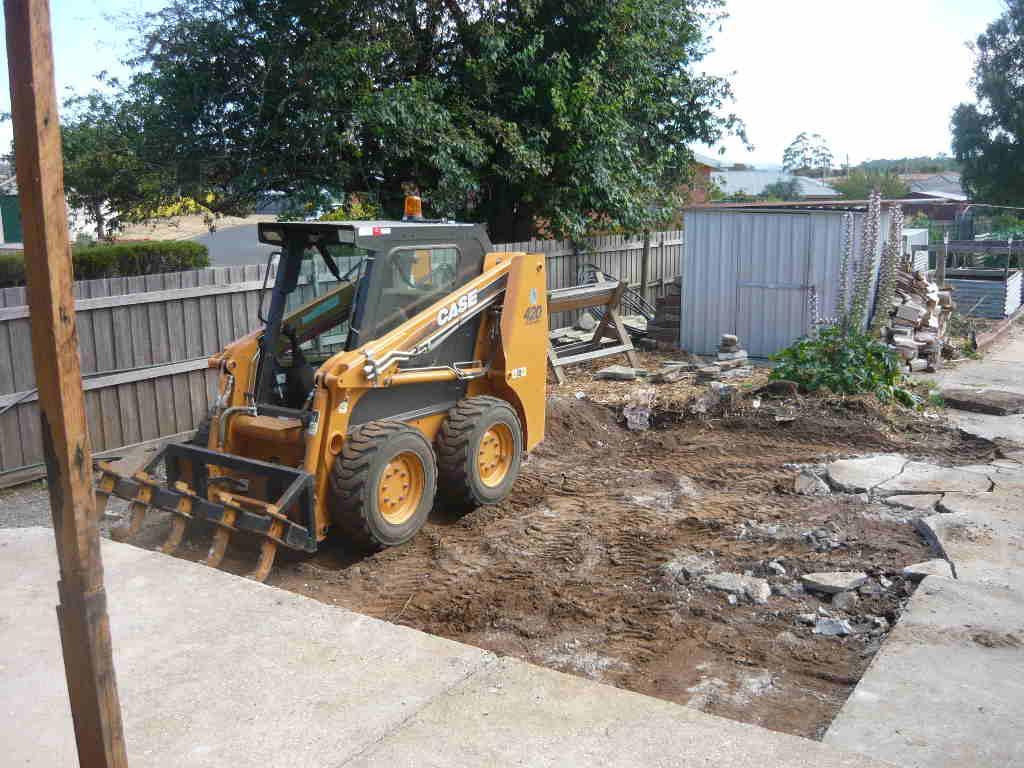 Excavation Service Virginia Maryland DC