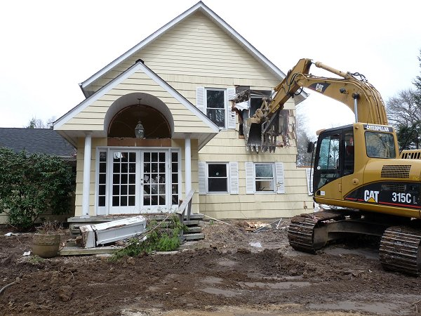 Demolition Service Virginia Maryland DC