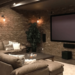 Basement Remodeling Home Theater