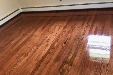 Hardwood Floor Refinishing in Manassas VA