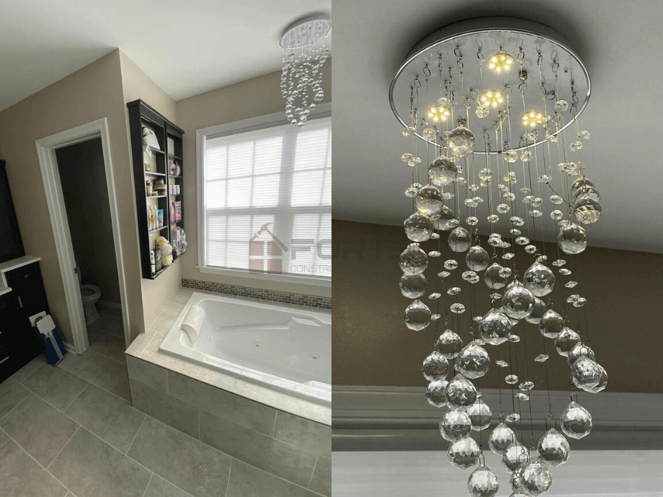 Bathroom Remodeling Project