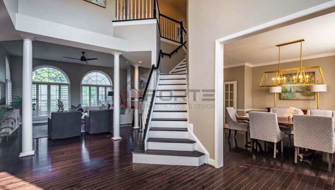 Kitchen and Flooring Remodeling in Ashburn – Myrian, VA
